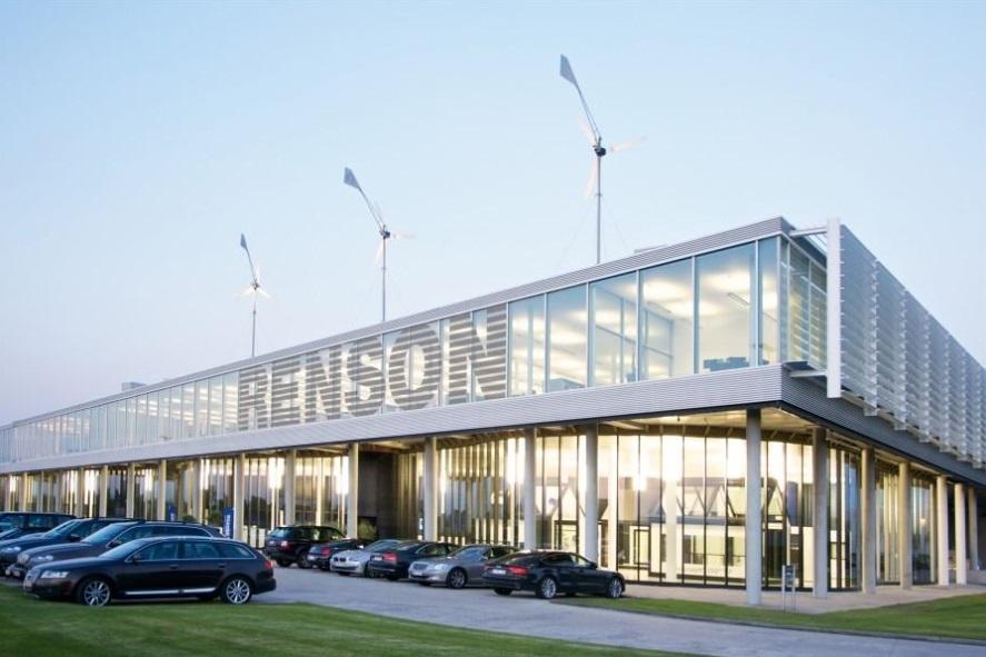 Familie renson waregem de rijkste belgen for Exterieur waregem 2015