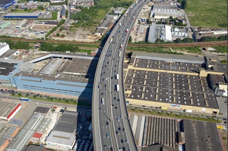 De Renault-site in Vilvoorde, in handen van de familie Moorkens