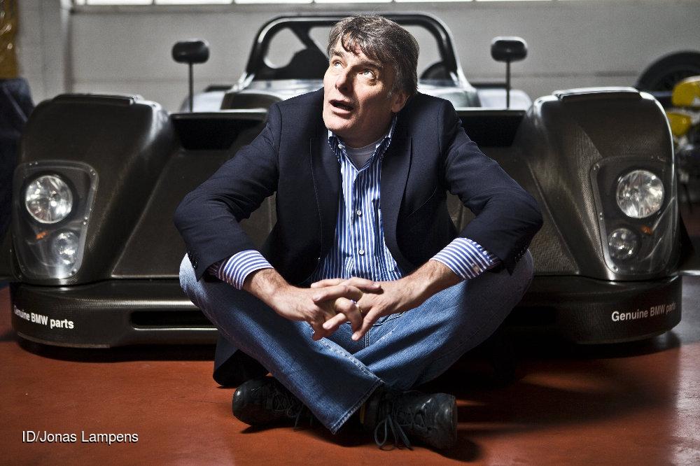 Guido Dumarey belgisch ondernemer in het buitenland en zot van sportwagens CREDIT: Imagedesk / Jonas Lampens