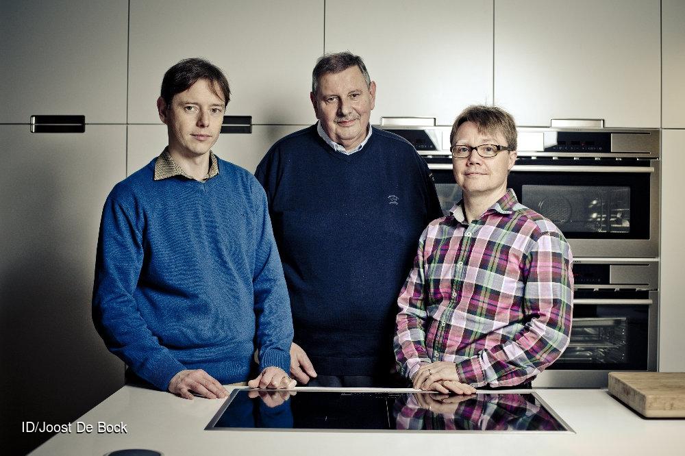 20141029 Roeselare / Belgium Donald Muylle, meubelmaker en zaakvoerder van de keukenfabrikant Dovy Keukens Mario en Christ CREDIT: Imagedesk / Joost De Bock