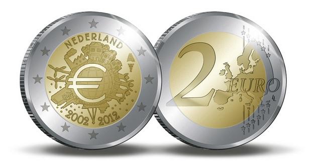 Nederlandse euromunt
