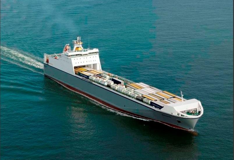 roro vessel cldn