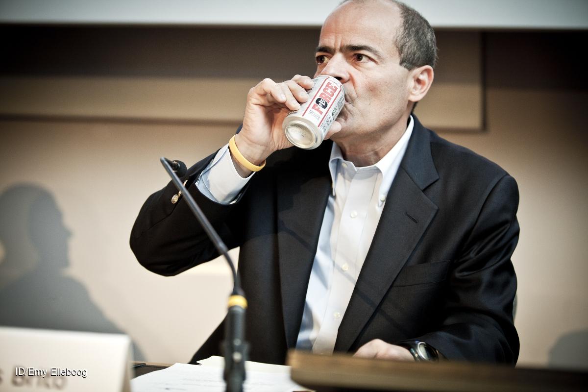AB Inbev Aandeelhoudersvergadering: Carlos Brito ©Emy Elleboog  CREDIT: Imagedesk / Emy Elleboog