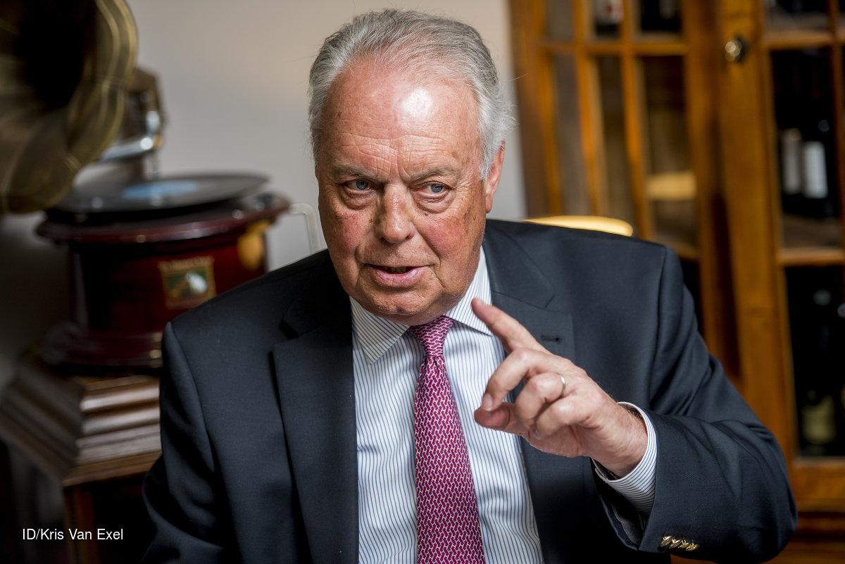 Anderlecht-voorzitter Roger Vanden Stock