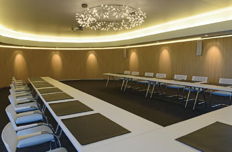 Bekaert raad van bestuur vergaderzaal