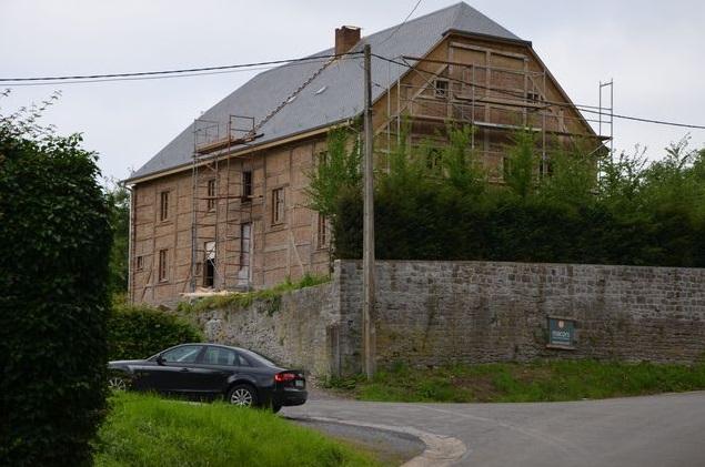 Oude pastorij Villers-sur-Lesse