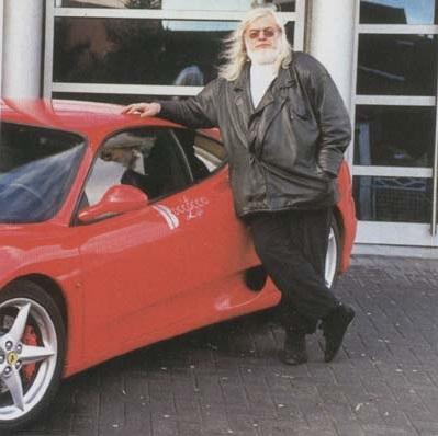 JPVR Ferrari
