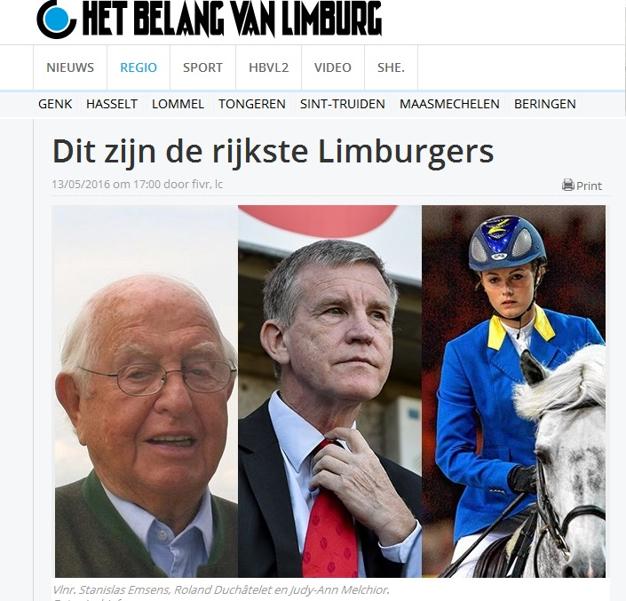 Belang van Limburg
