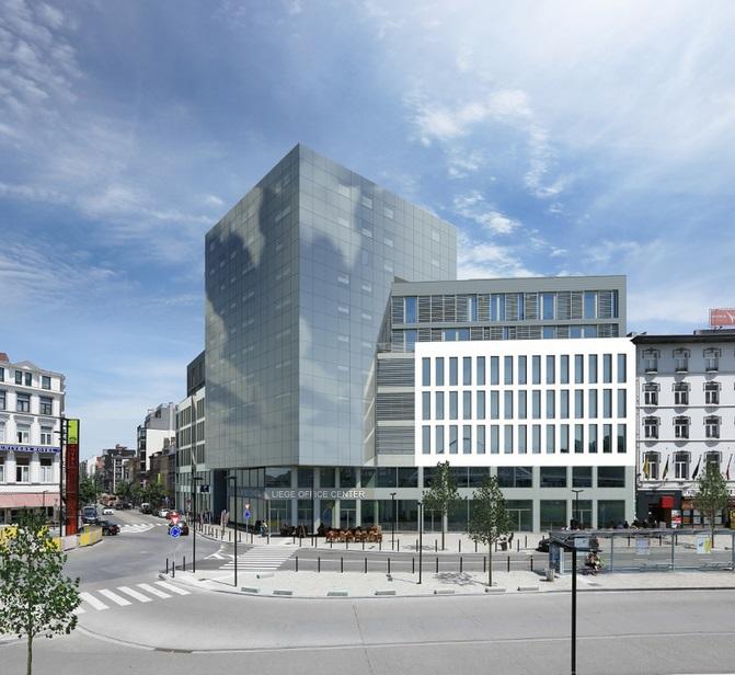 Liège Office Center