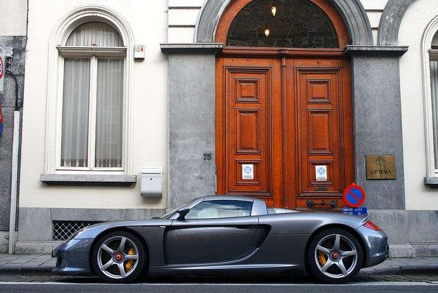 Porsche Piqueur
