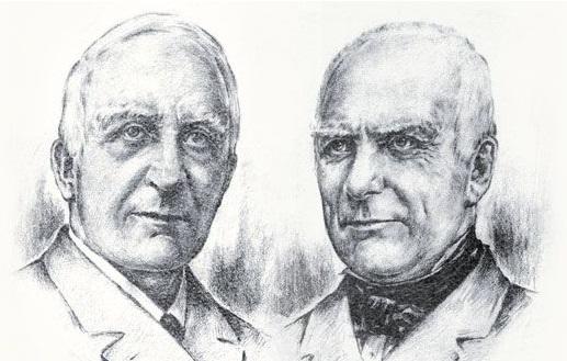 Clemens en August Brenninkmeijer