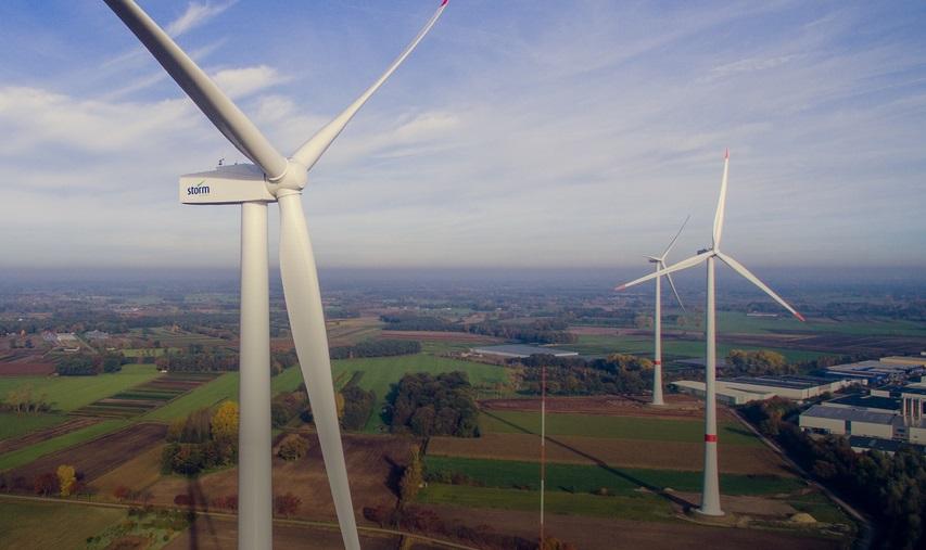 Omwonenden kunnen participeren in het storm windpark in zandvliet