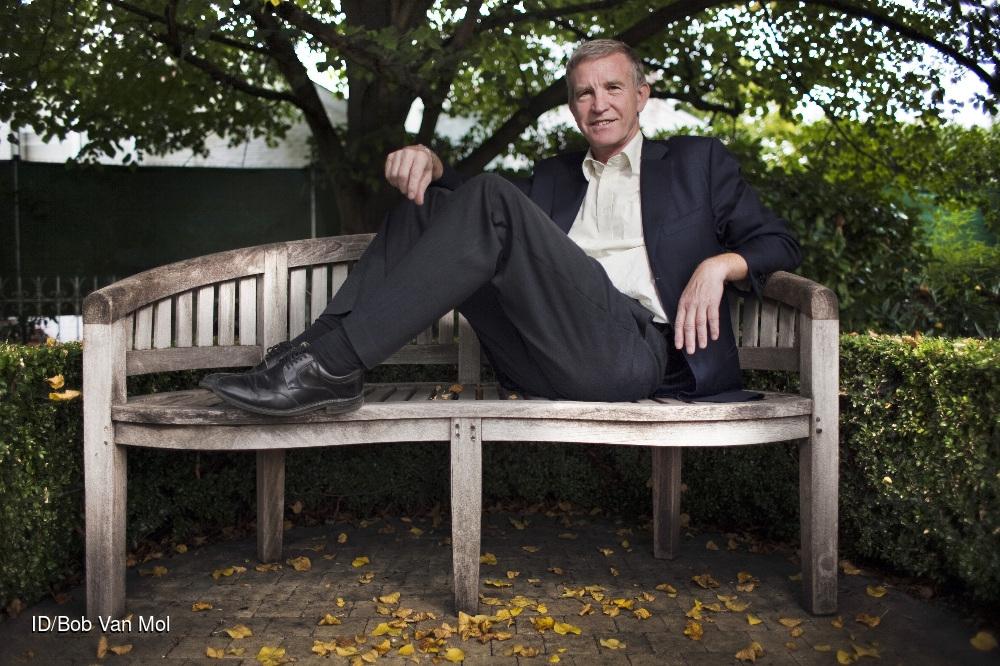 Roland Duchatelet is een Belgische ondernemer, politicus van de links-liberale partij Vivant en voorzitter van voetbalclub Standard Luik.  CREDIT: Imagedesk / Bob Van Mol