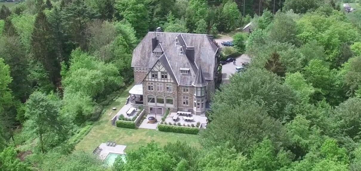 Chateau De Targnon Het Kasteel Van Hans En Gert De Rijkste Belgen