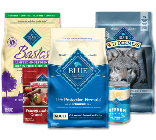 Blue Buffalo Products For Cats
