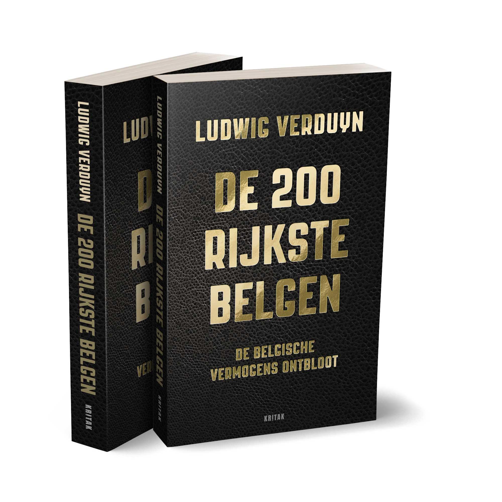 De 200 rijkste Belgen - editie 2020 - nu in de boekhandel